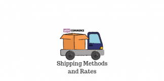 WooCommerce Shipping Methods
