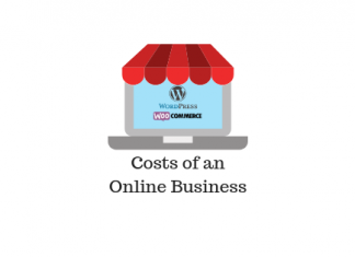 WordPress and WooCommerce are Free