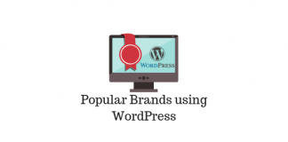 Popular Brands Using WordPress