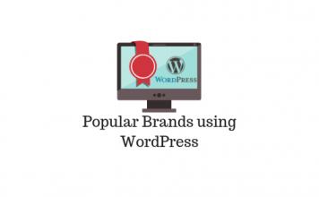 Popular Brands Using WordPress