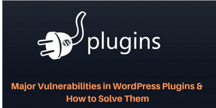 Vulnerabilities in WordPress Plugins