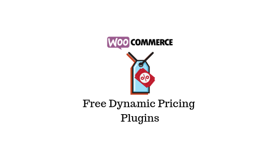 Free WooCommerce Dynamic Pricing and Discounts Plugins