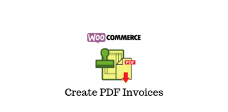 Free WooCommerce Plugins to create PDF Invoices