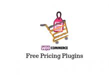 Free WooCommerce Pricing Plugins