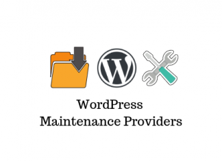 WordPress Maintenance Providers
