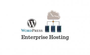 WordPress enterprise hosting