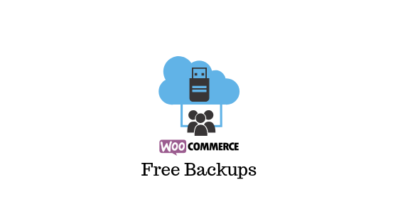 Back up a WooCommerce Store for Free