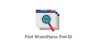 Easily Find WordPress Post ID | Blog Banner