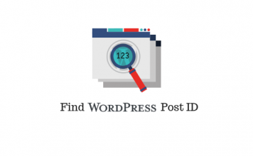 Easily Find WordPress Post ID | Blog Banner