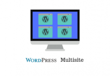 WordPress Multisite | Blog Banner