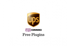 Free WooCommerce UPS Shipping plugins