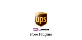 Free WooCommerce UPS Shipping plugins