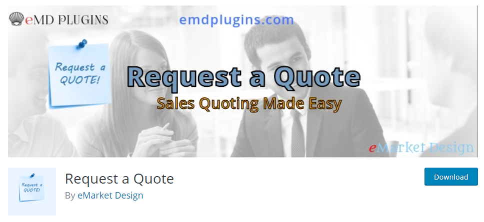 free WooCommerce Request a Quote plugins