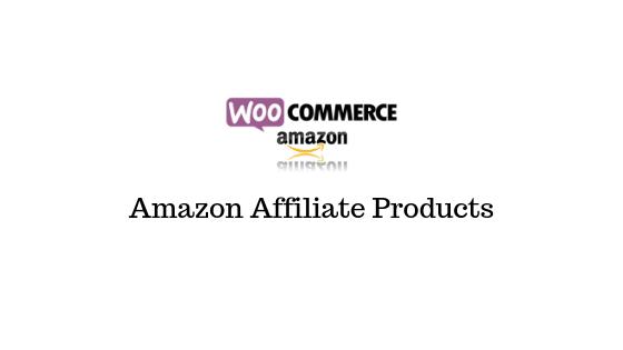 WooCommerce Amazon Affiliates store