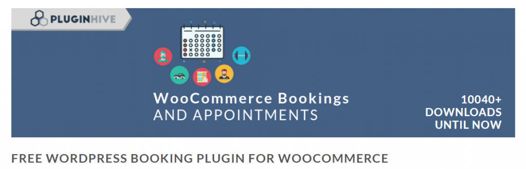 free WooCommerce bookings plugins