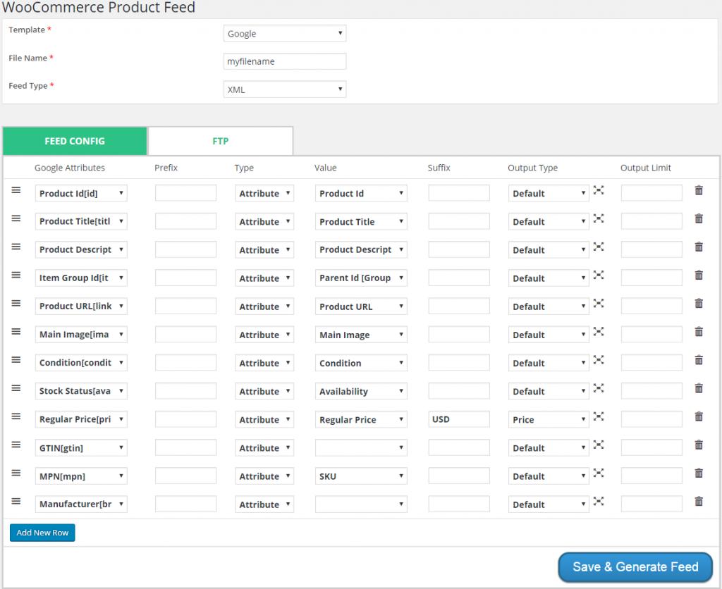 free WooCommerce Google shopping plugins.