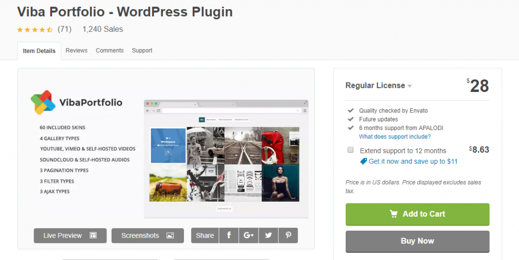 Top 10 Grid and Masonry WordPress Plugins - LearnWoo