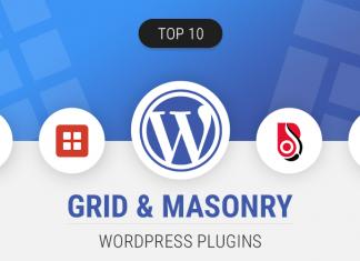 Grid and Masonry WordPress Plugins