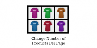 Change Number WooCommerce Products Per Page | LearnWoo Banner