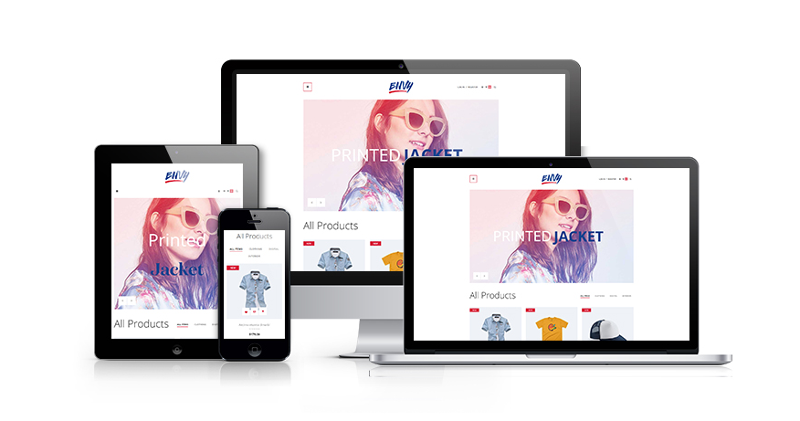 Envy / free Shopify themes.