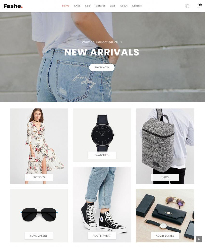 free Shopify themes.