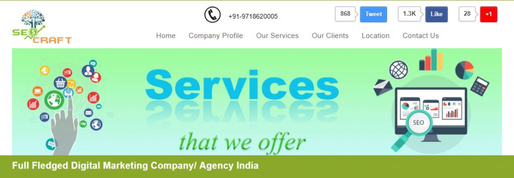 top SEO companies in India
