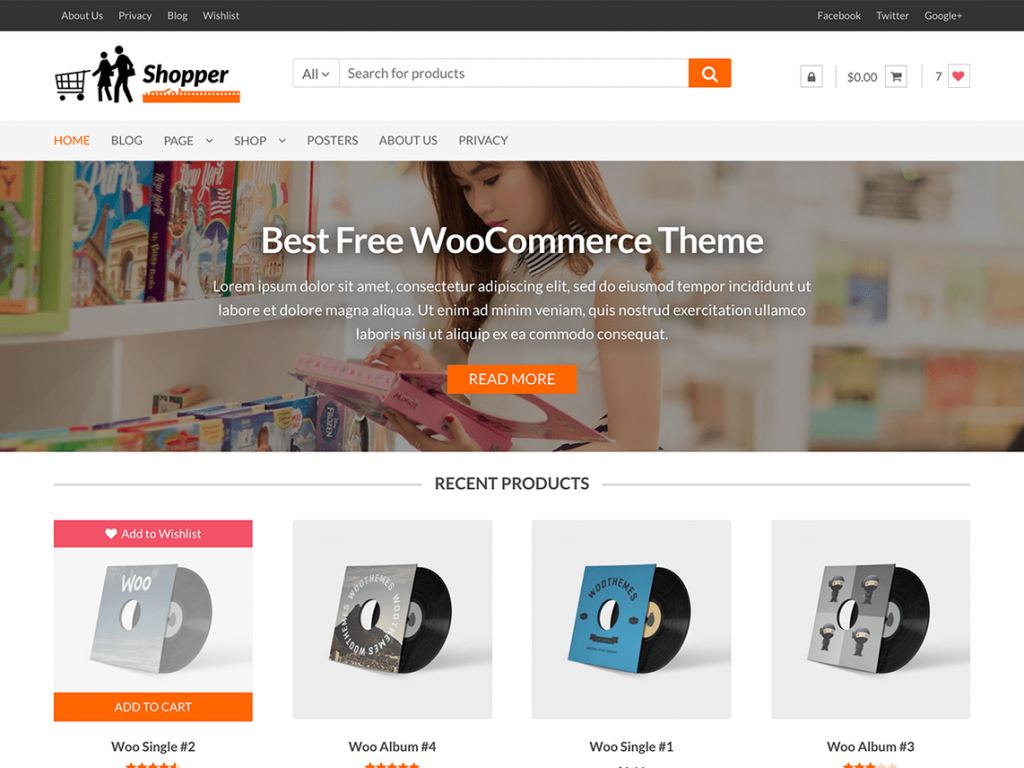 10 Best Free Wordpress Themes To Sell Digital Products Learnwoo