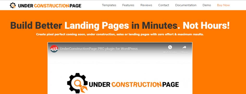 Top Under Construction Plugins