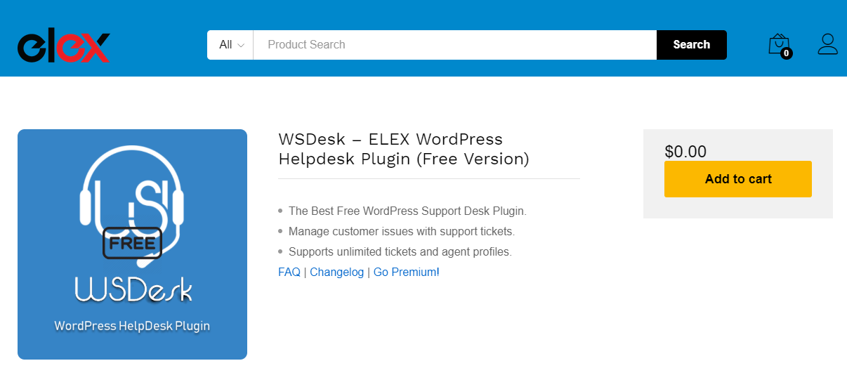 Top Free WordPress ticket plugins | WSDesk