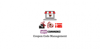 WooCommerce Coupon code Management