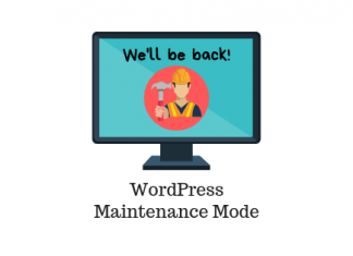 WordPress Maintenance Mode - Coming Soon Page - LearnWoo Banner