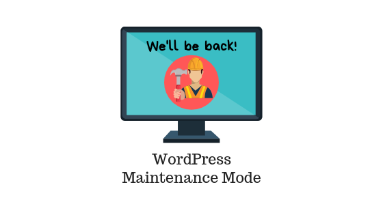 WordPress Maintenance Mode - Coming Soon Page - LearnWoo Banner