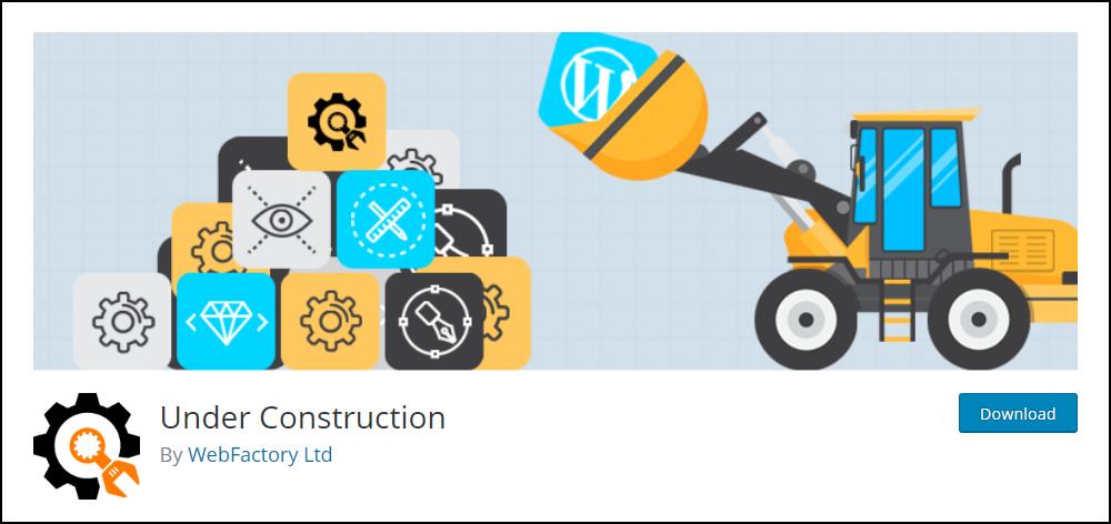 WordPress Maintenance Mode | Under Construction plugin