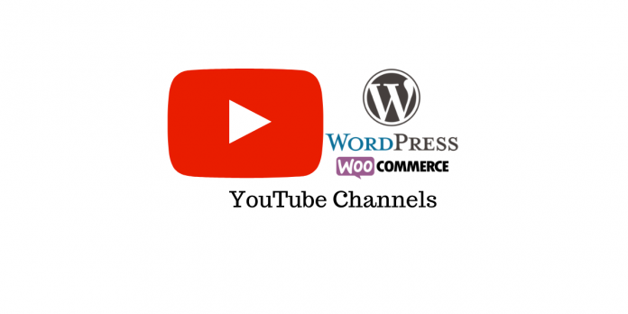 WordPress YouTube Channels