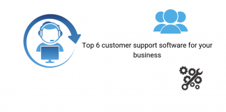 Top SaaS based customer support software for your business