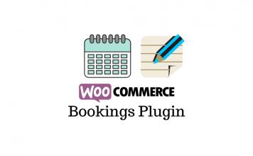 WooCommerce Bookings Plugin