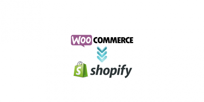WooCommerce to Shopify