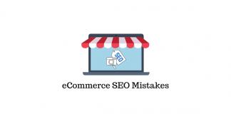 eCommerce SEO Mistakes