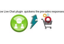 Pre-sale responses |live Chat Plugin