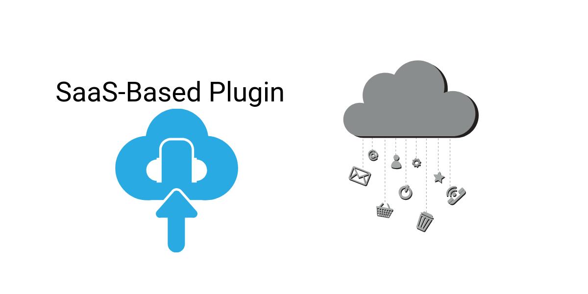 SaaS based plugin | live chat plugin