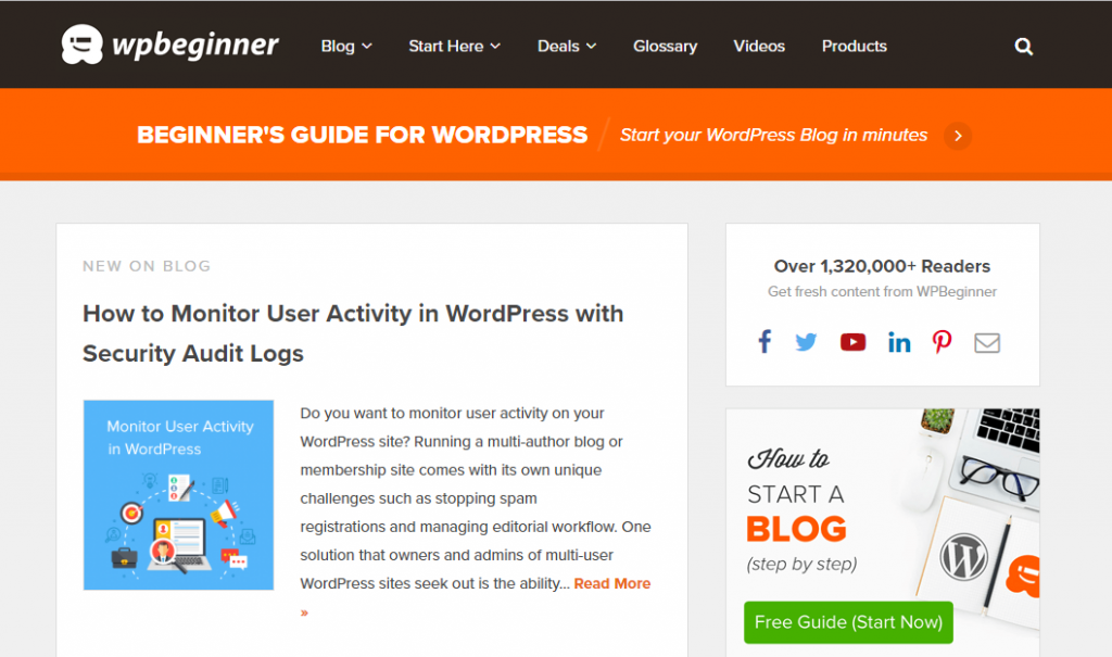 WordPress blogs to follow