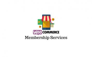 WooCommerce Membership Services