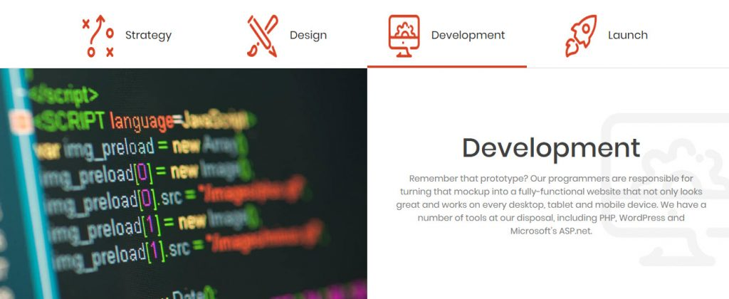 software development service providers