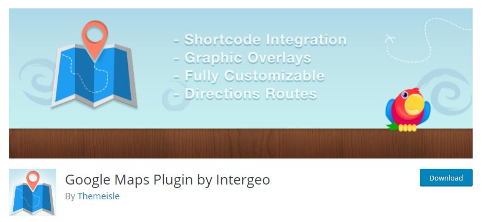 WordPress Google Maps Plugins.
