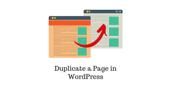Duplicate a Page in WordPress | Blog Banner