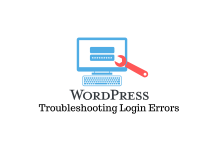 Troubleshoot common WordPress login errors