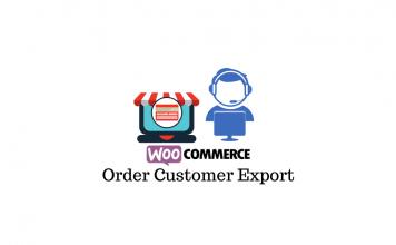 WooCommerce Customer / Order CSV Export Plugins