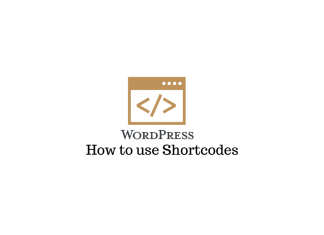 WordPress and WooCommerce shortcodes