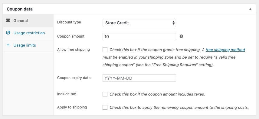 WooCommerce Credits, Gift Voucher & Promotion Plugins