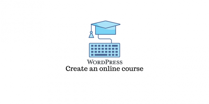 Create an Online Course